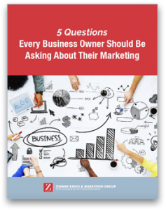 Five questions every business owner should be asking about their marketing