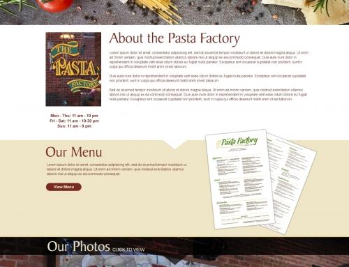 Pasta Factory