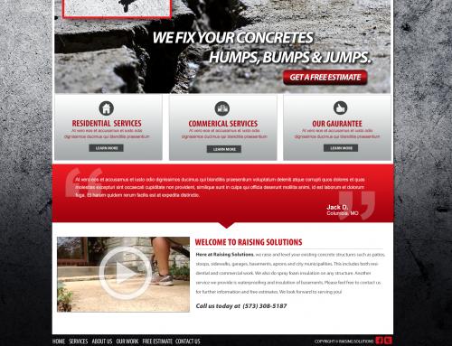Raising Solutions Website/Logo