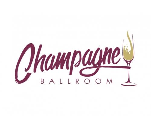 Champagne Ballroom – Logo Design