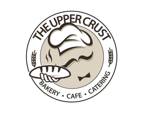 The Upper Crust – Logo Design