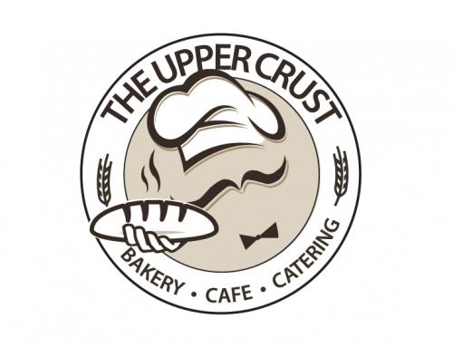The Upper Crust – Logo Design
