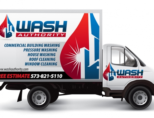 Wash Authority – Vehicle Wrap