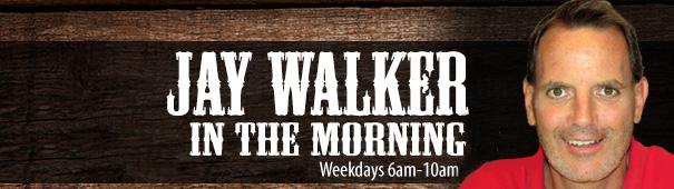 Jay Walker in the Morning on KFAL