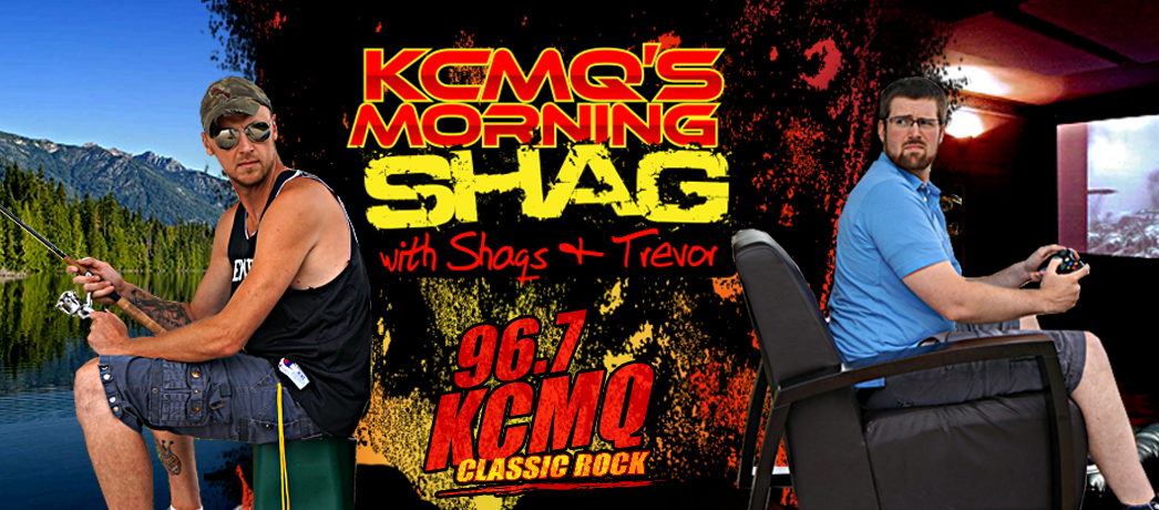 The Morning Shag with Shags and Trevor