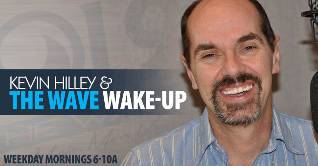 Kevin Hilley The Wave Wakeup Show
