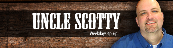 Uncle Scotty Cox on KFAL