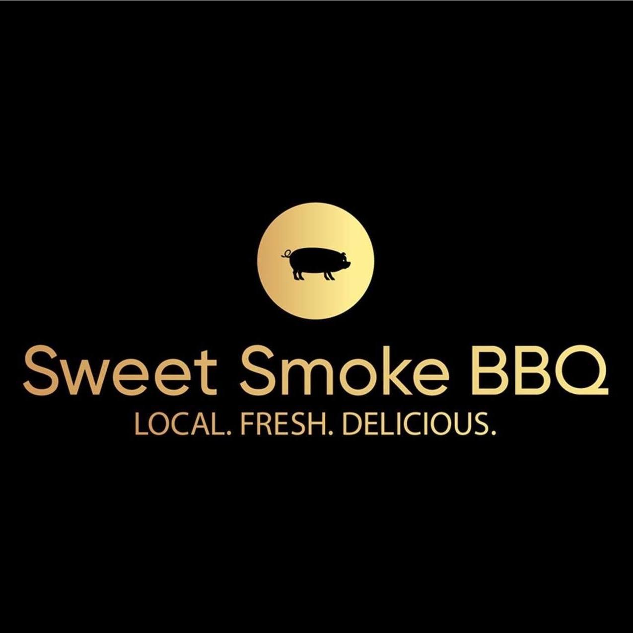 Sweet Smoke BBQ Logo